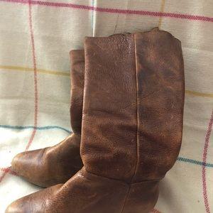 Steven brown Boots